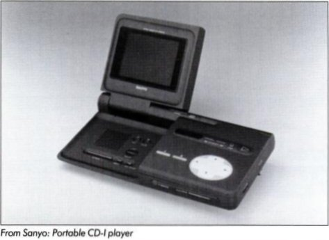 Sanyo CD-i Player